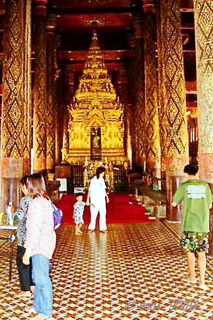 Wat Phratat lampang Luang.