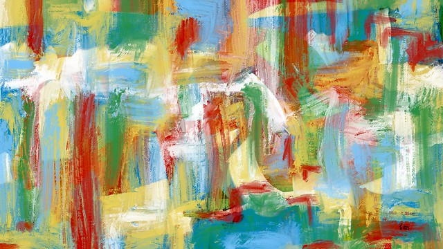 Action Painting #5.4.3.1