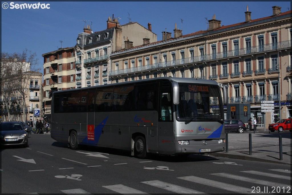 Irisbus Iliade – Courriers de la Garonne / Midi-Pyrénées n°5512