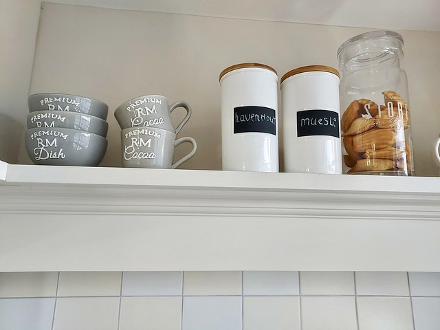 Riviera Maison soepkom voorraadpot schouw keuken