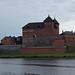 Hämeenlinna Castle from the lake