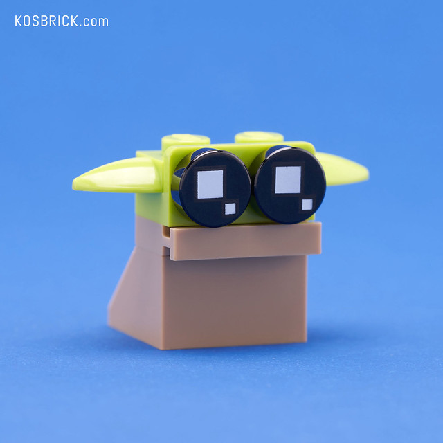 LEGO Baby Yoda - Grogu (Tutorial)