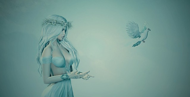 spread your wings and fly my love...