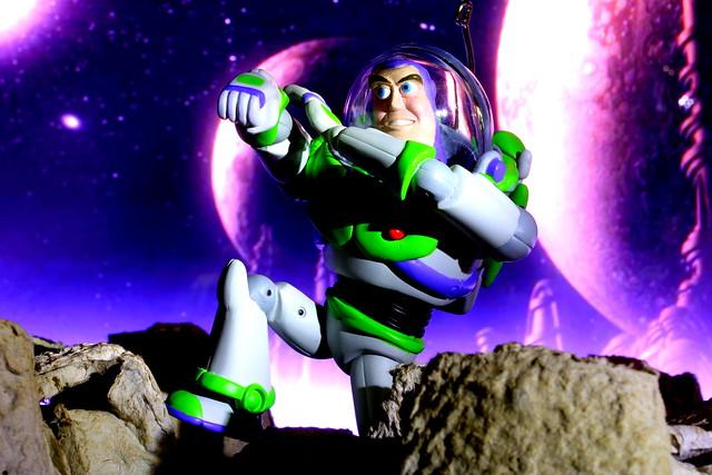 Space Ranger - Bijou Planks 202/365
