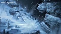 """Mysterious """"300 km Metallic Object"""" Under The Ice In Antarctica"""