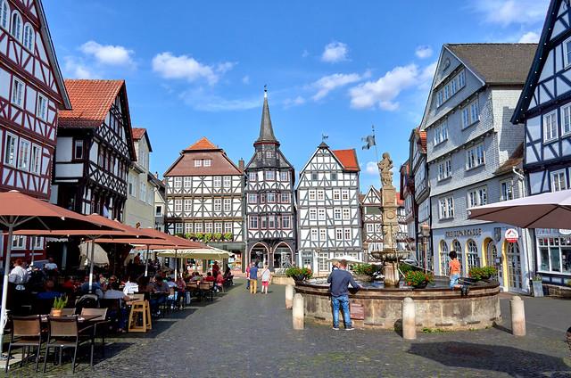 Marktplatz Fritzlar
