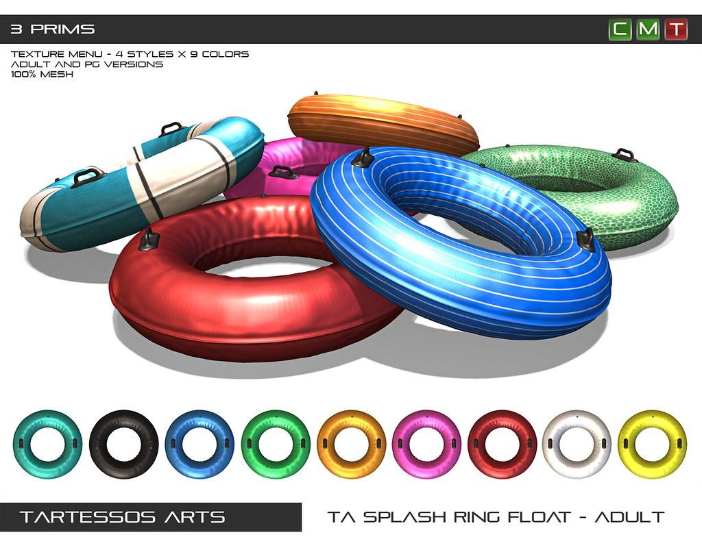 TA Splash Ring Float