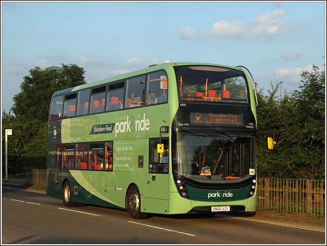 Stagecoach 10800