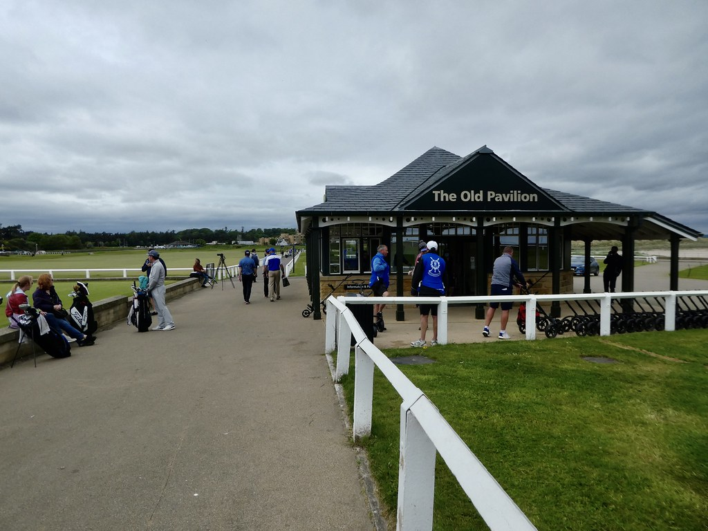 The Old Course, St Andrews Golf Links