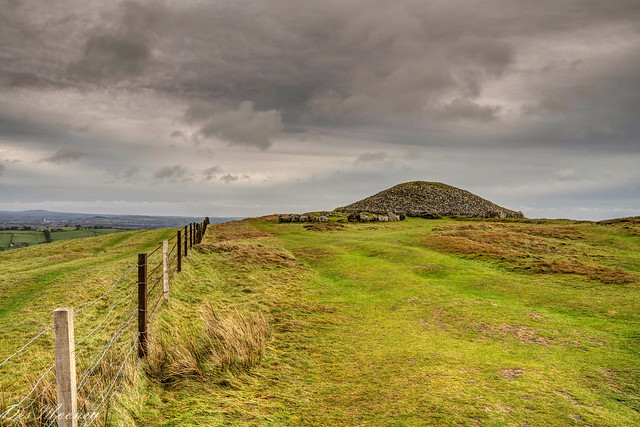 Cairn at Loughcrew