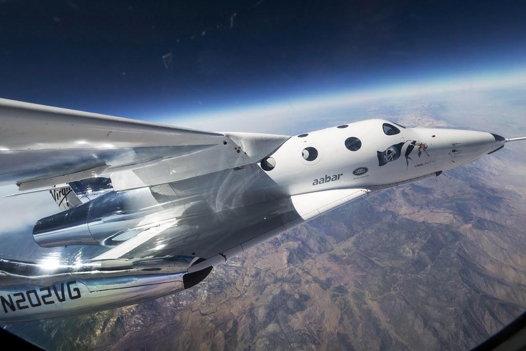 Virgin Galactic - Ushering in the Modern day of Space flight.