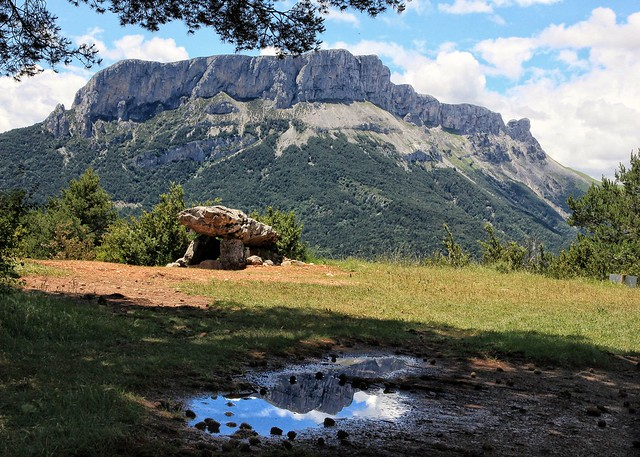 Tella dolmen (Huesca, Spain) Explore July 22, 2021