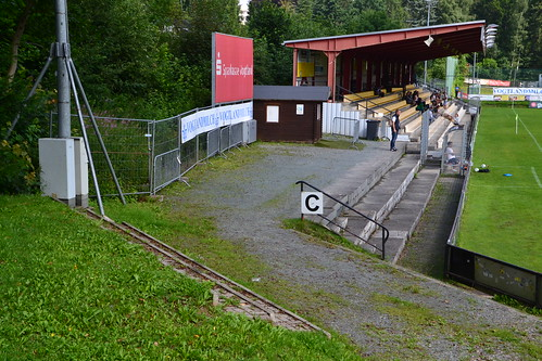 VfB Auerbach B 0:3 SpVgg SV Weiden B