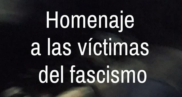 Victimas del fascismo
