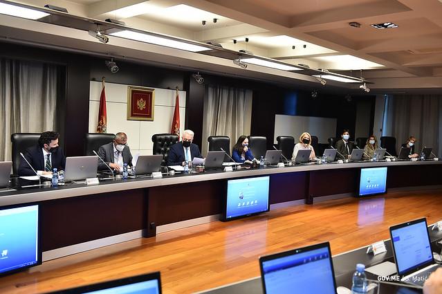 3. sjednica Savjeta za privatizaciju i kapitalne projekte (21.07.2021.)