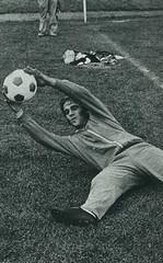 Temporada 1977/78: Fernández Amado, jugador del Espanyol de Barcelona