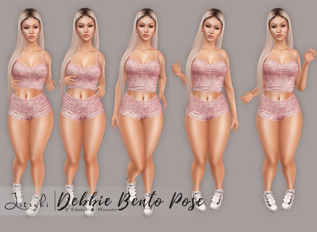 Litschi - Debbie Bento Poses