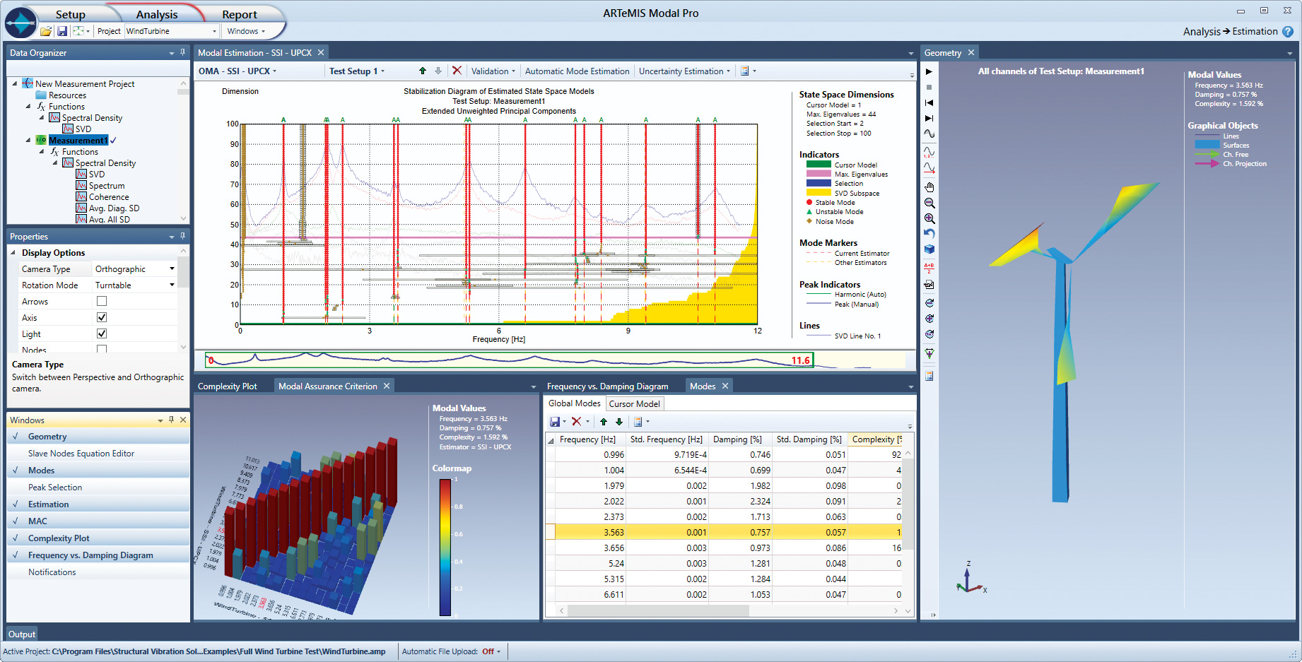 Working with Structural Vibration Solutions ARTeMIS Modal 6.0.2.0 full