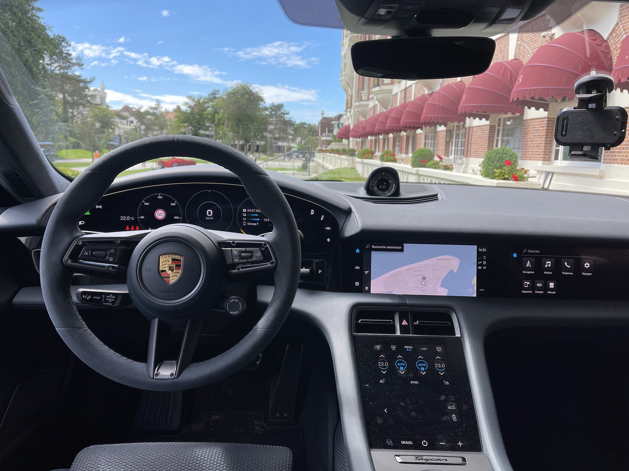 Essai Porsche Taycan Turbo Cross Turismo (7)