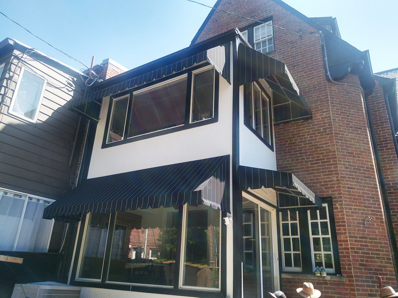 Addition Awnings - Residential Awning