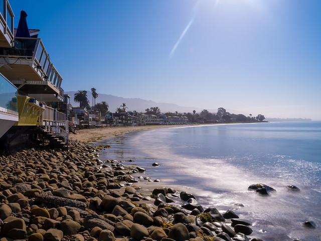San Ysidro Ranch Beach, CA