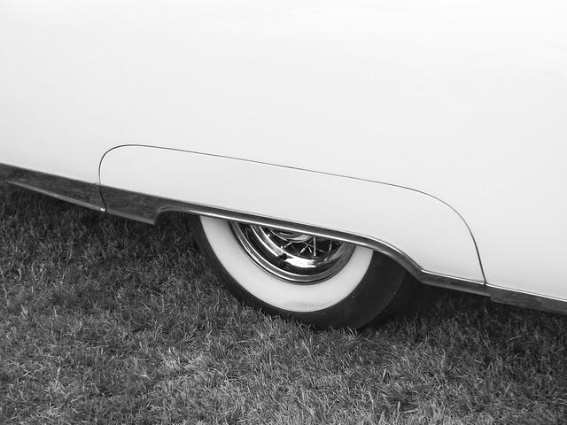 1953 Cadillac Eldorado convertible, Goodwood Festival of Speed.