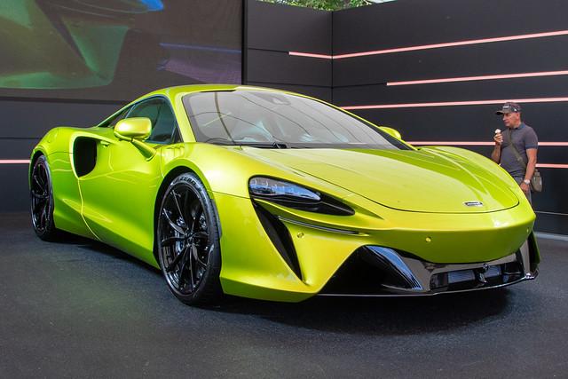 Goodwood Festival of Speed 2021 - McLaren