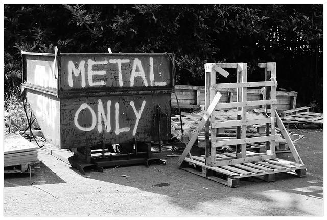 Headbanger's shrine