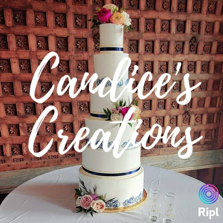 Cake by Candice's Creations