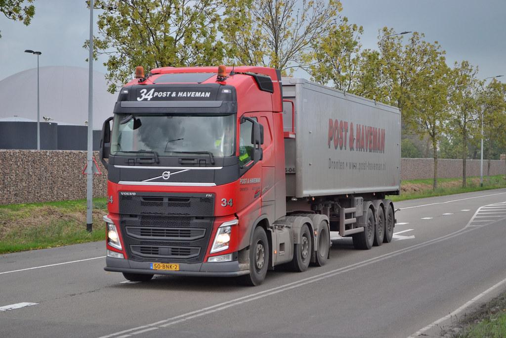 Volvo FH4 Post & Haveman Dronten