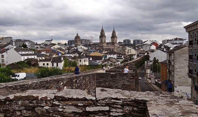 Lugo, Galicia, España. Explore (gracias)