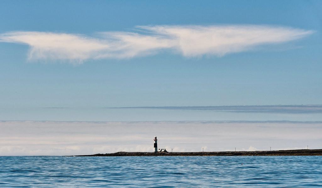 Calm Atlantic Water