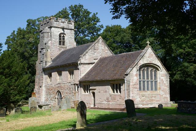 St Michael's Church, Baddesley Clinton