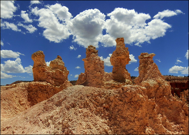 Erosion - Bryce Canyon National Park, Utah