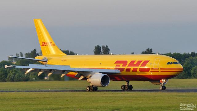 EAT Leipzig 🇩🇪️ Airbus A300B4-622R(F) D-AEAA