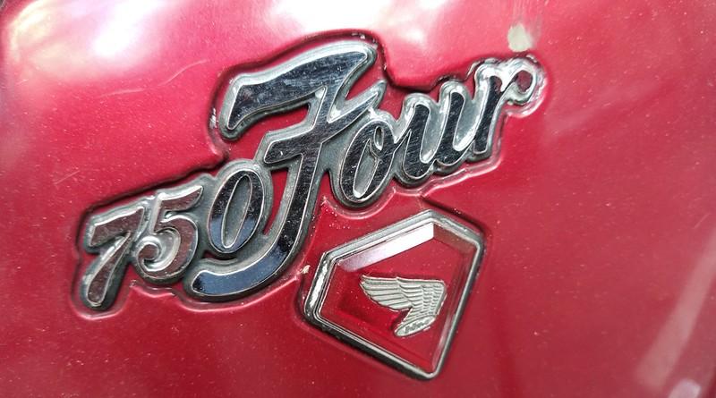 Honda CB 750 Four  51326533341_e9143dfa0d_c