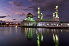 masjid bandaraya 2, kota kinabalu