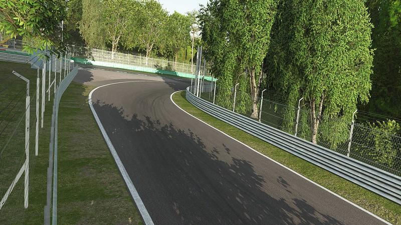 Monza Junior Layout