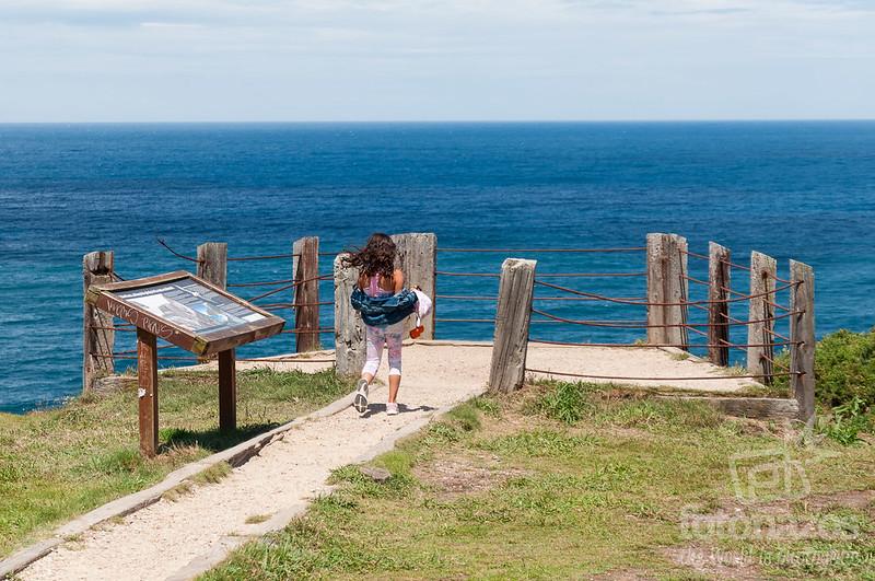 Faro y Cabo de Busto
