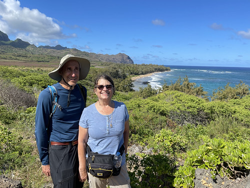 Scenic Overlook on way to the Makauwahi Cave Reserve. From History Comes Alive in Poipu, Kauai