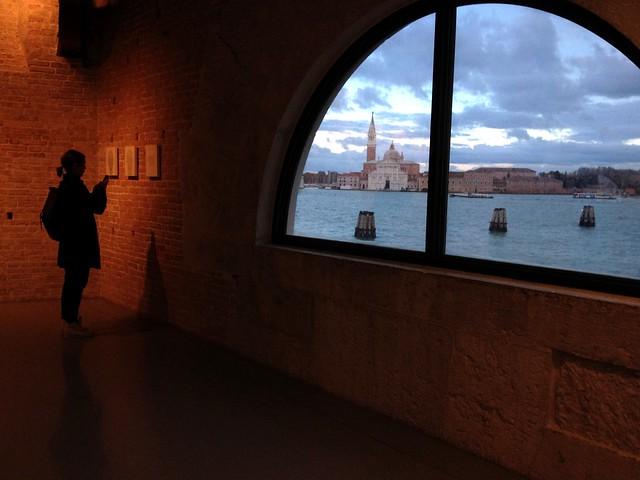 Venice: View with a Room / Tuag at San Giorgio Maggiore, Venezia / Grandes Vues de Venice.