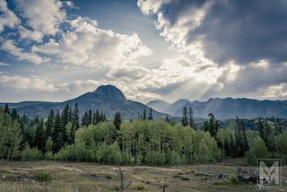 Ophir Pass & Imogene Pass, Telluride, CO - 2020