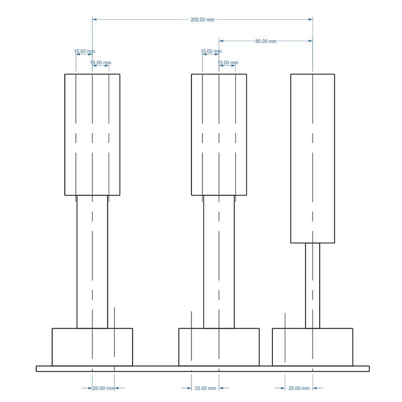 Symdeck Pedals Measures