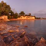 Fannie Bay Cliffs panoramic