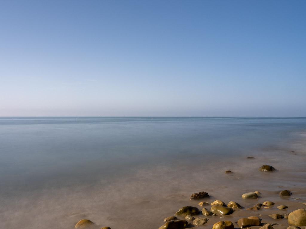 Summer Morning at the Beach