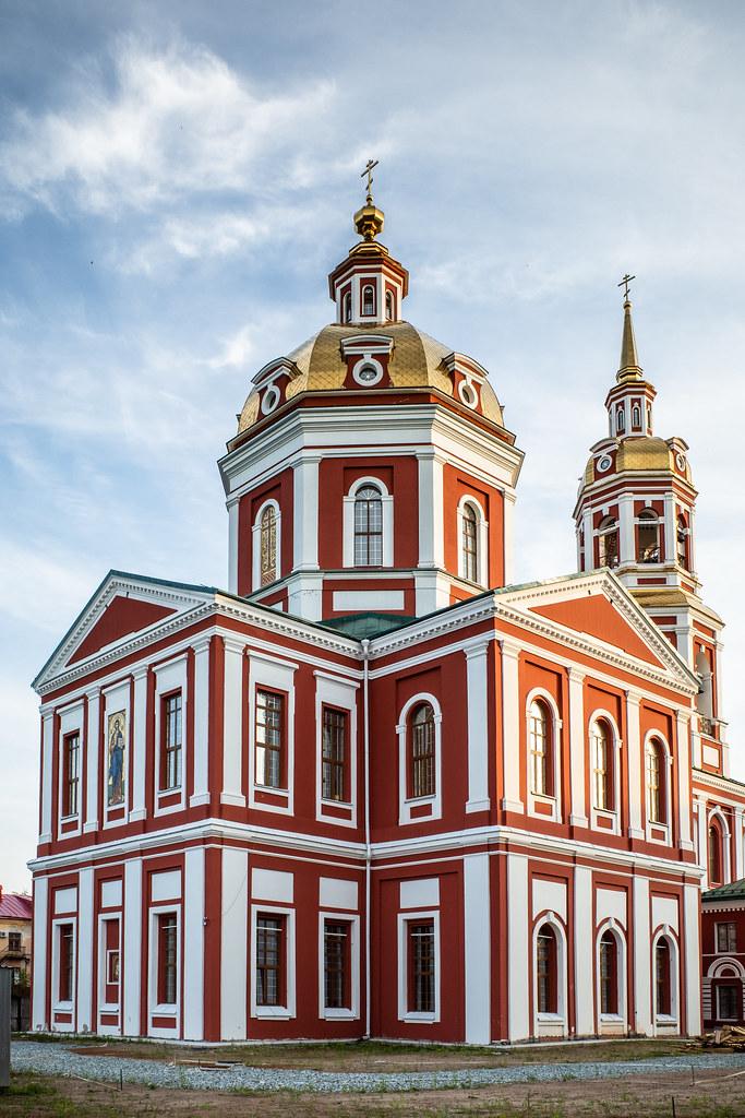 The Saviour Church in Kirov