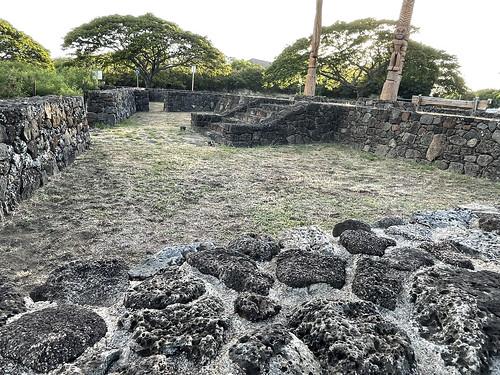 Ke Kāhua O Kāneiolouma. From History Comes Alive in Poipu, Kauai
