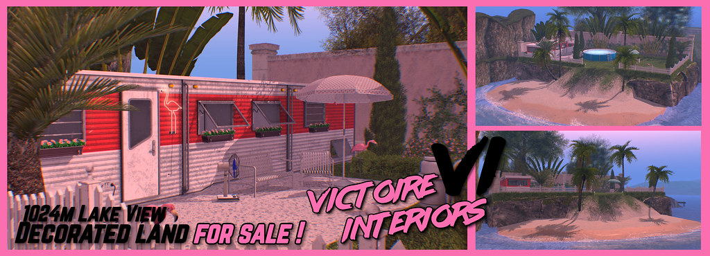 """""""1990s"""" – Decorated lake view land FOR SALE by Victoire Interiors"""