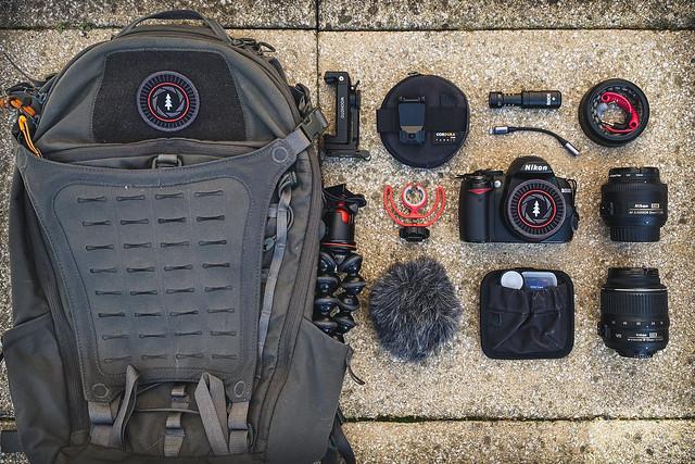 Loadout: Photo + Vlogging Kit