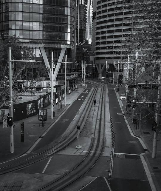 Sydney Lockdown - Winter 2021